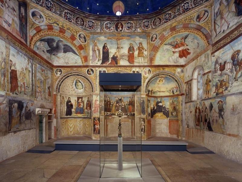 Brescia, Santa Giulia - Museo della Città