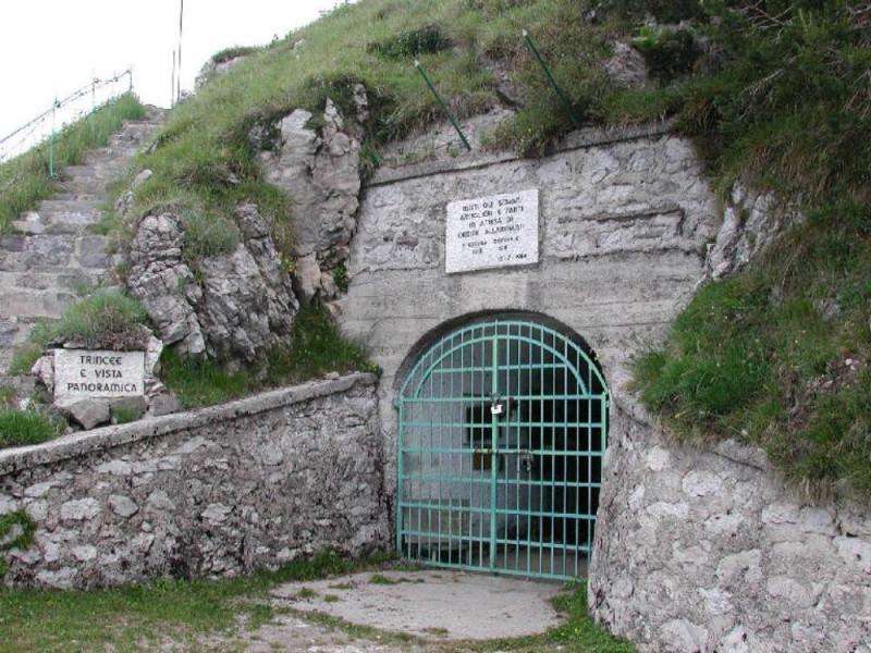 Capovalle, Museo della Guerra 1915-18 e dei Reperti bellici
