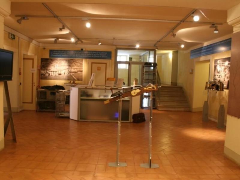 Gardone Val Trompia, Museo delle armi e della tradizione armiera