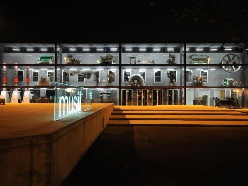 Rodengo-Saiano, Museo dell'Industria e del Lavoro - Rodengo Saiano