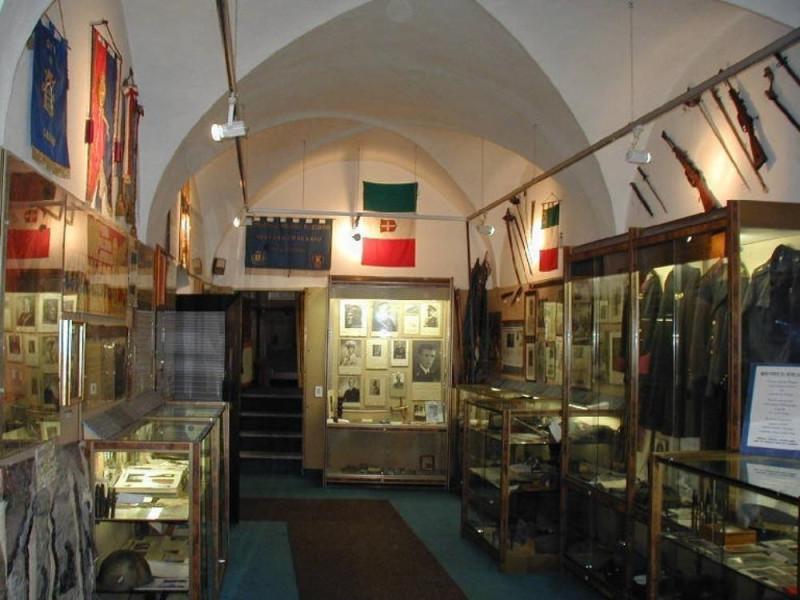 Salò, Fondazione Museo Storico del Nastro Azzurro