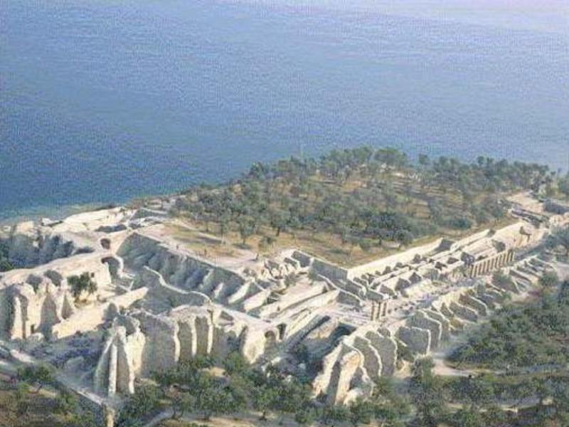 Sirmione, Grotte di Catullo e Museo Archeologico di Sirmione