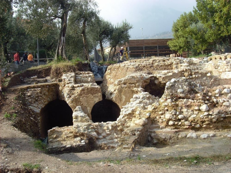 Toscolano-Maderno, Villa Romana di Toscolano Maderno