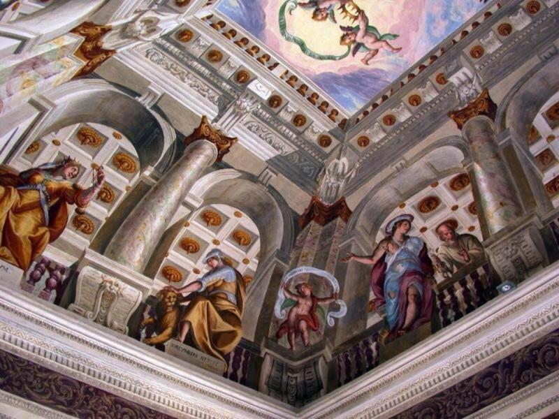 La Certosa, particolare