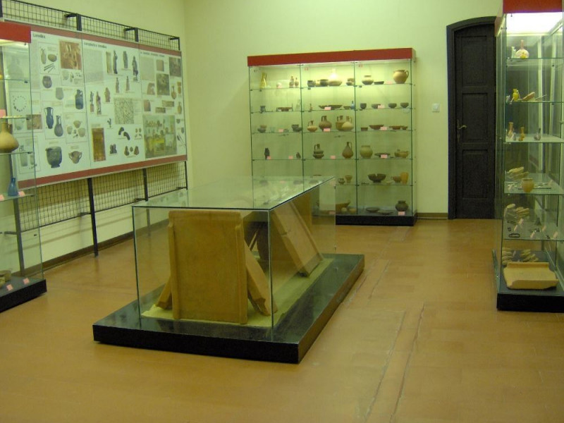 Gambolò, Museo Archeologico Lomellino