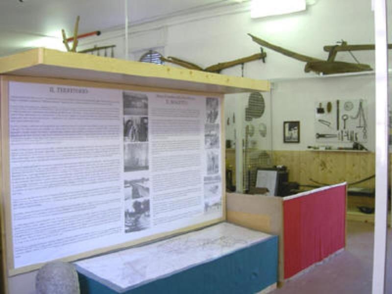 Santa Cristina e Bissone, Museo Contadino della Bassa Pavese