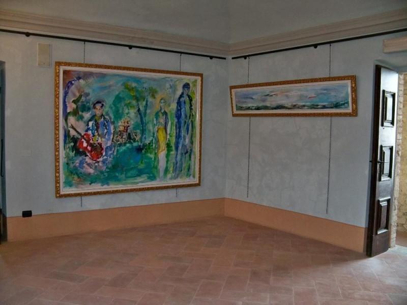 Zavattarello, Museo di Arte Contemporanea Giuseppe e Titina Dal Verme