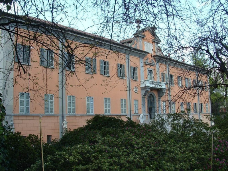 Pavia, Orto Botanico