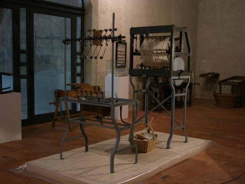 Pescarolo ed Uniti, Museo del Lino