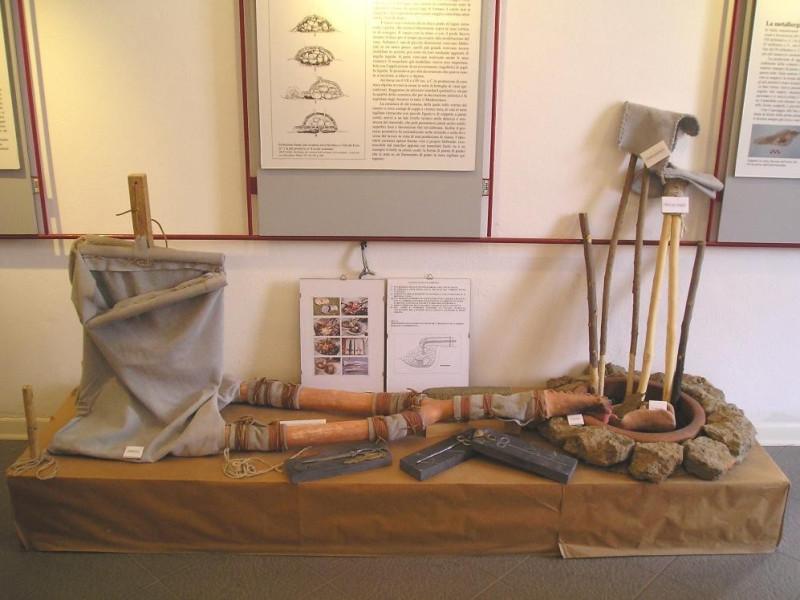 Ostiglia, Museo Civico Archeologico