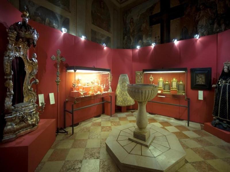 Castel Goffredo, MAST - Prepositurale di Sant'Erasmo e il Suo Tesoro