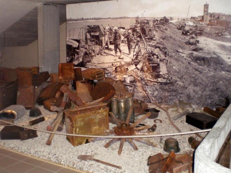 Felonica, Museo della Seconda Guerra Mondiale del Fiume Po