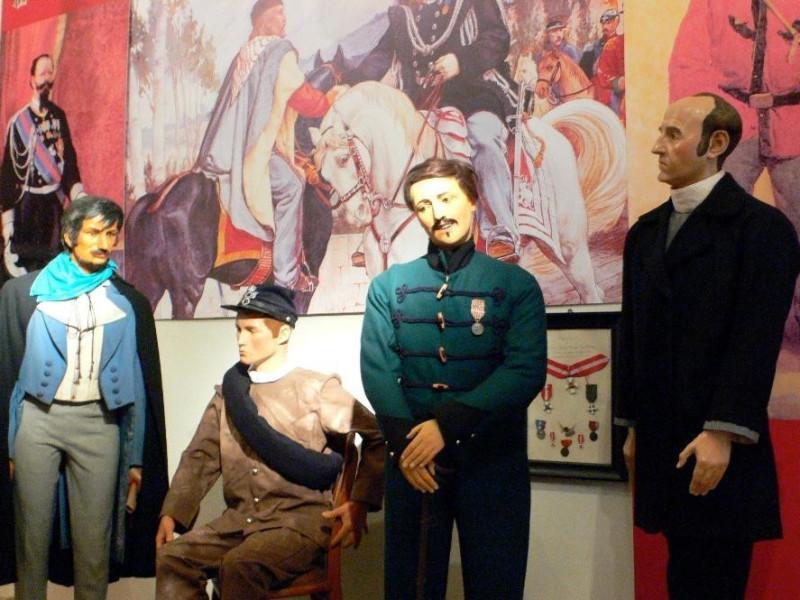 Gazoldo degli Ippoliti, Museo delle Cere