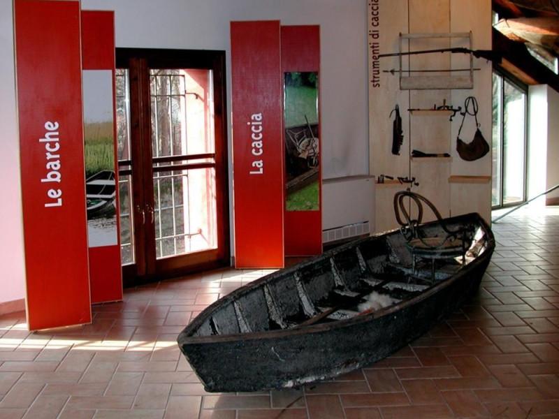 Rodigo, Museo Etnografico dei Mestieri del Fiume di Rivalta sul Mincio