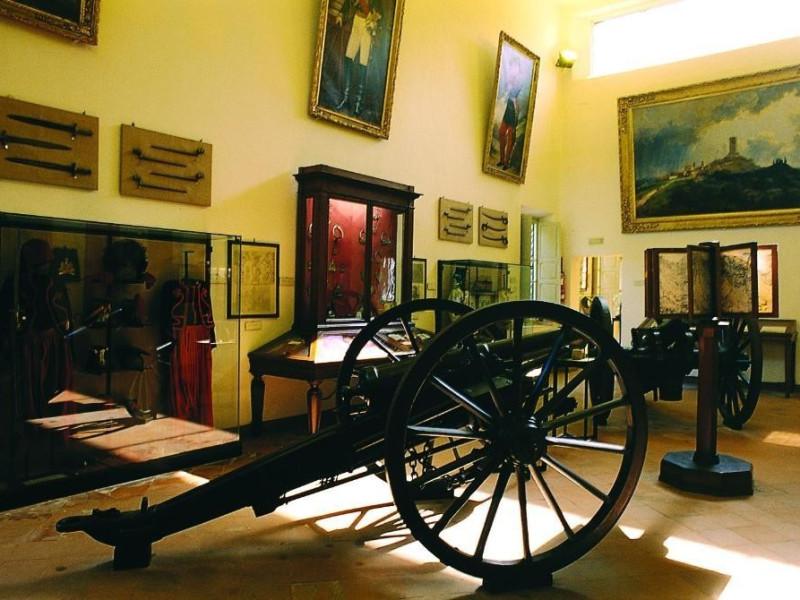 Solferino, Museo del Risorgimento, Rocca e Ossario di Solferino