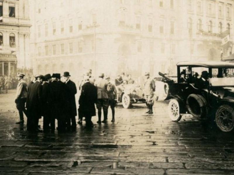 4 novembre 1918 liberazione di Trieste