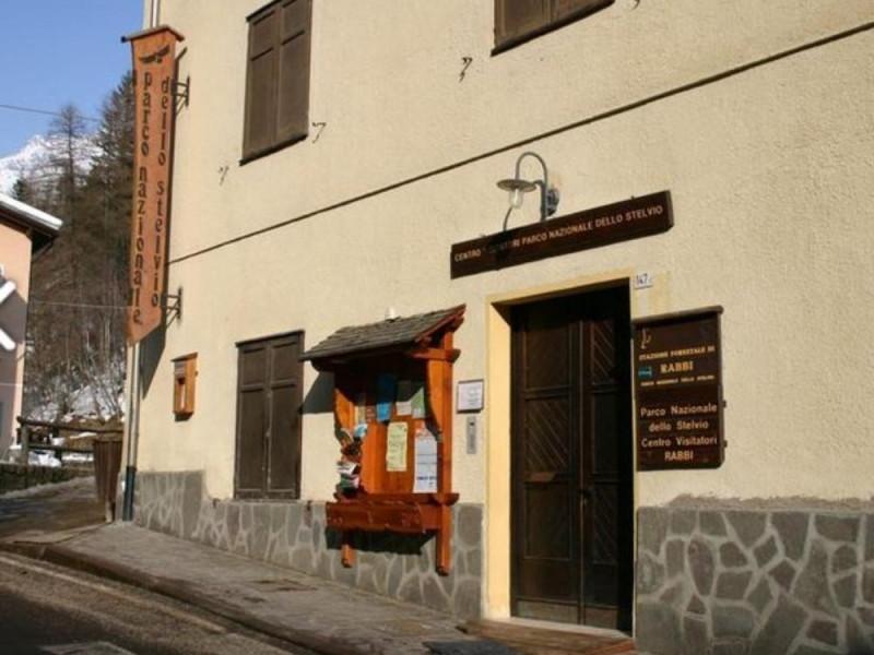Centro visitatori di Rabbi