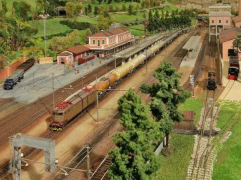 Museo specializzato del treno in miniatura