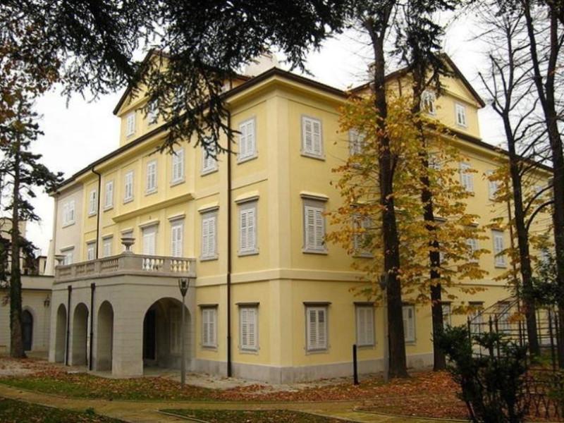Villa Sartorio, sede del museo