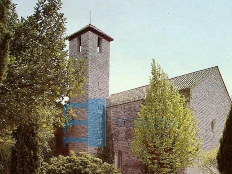 Chiesa di San Giovanni in Tuba,veduta esterna