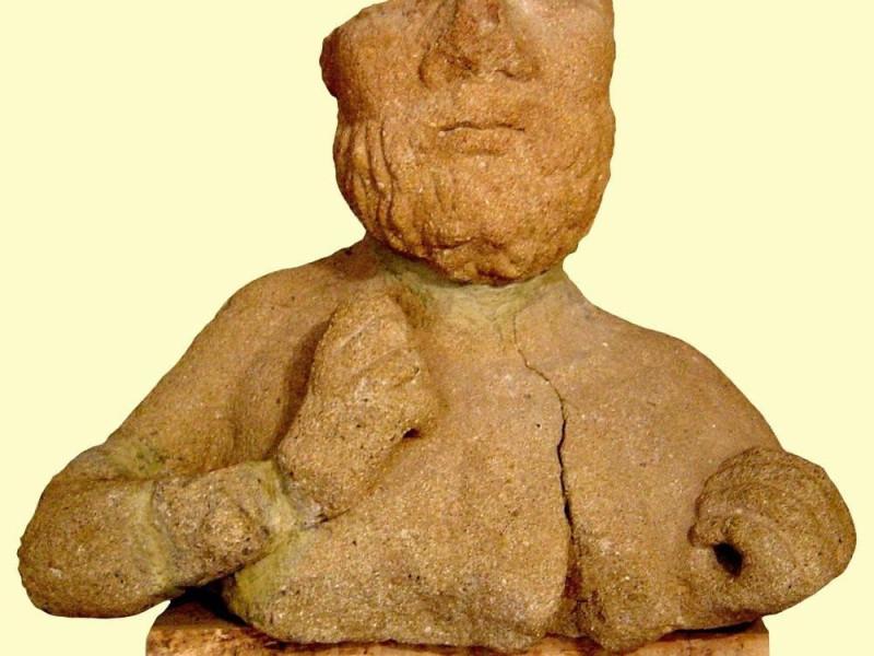 Statua del Giove Ligure