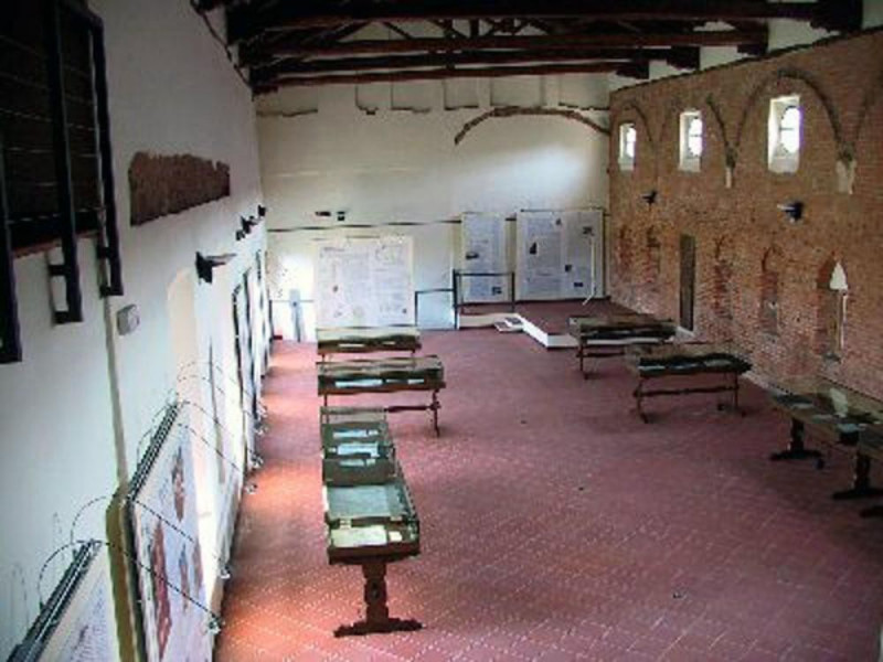 Museo dell'Abbazia di Chiaravalle