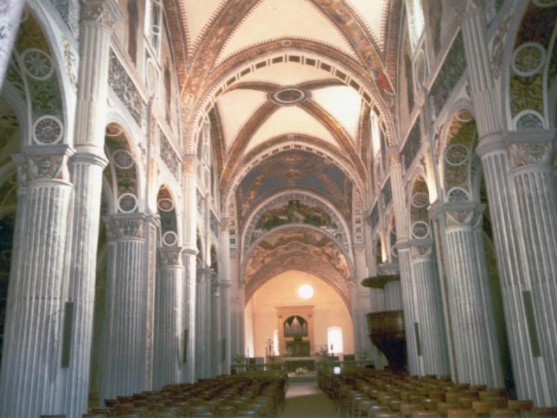 Bobbio, Museo dell'Abbazia di San Colombano