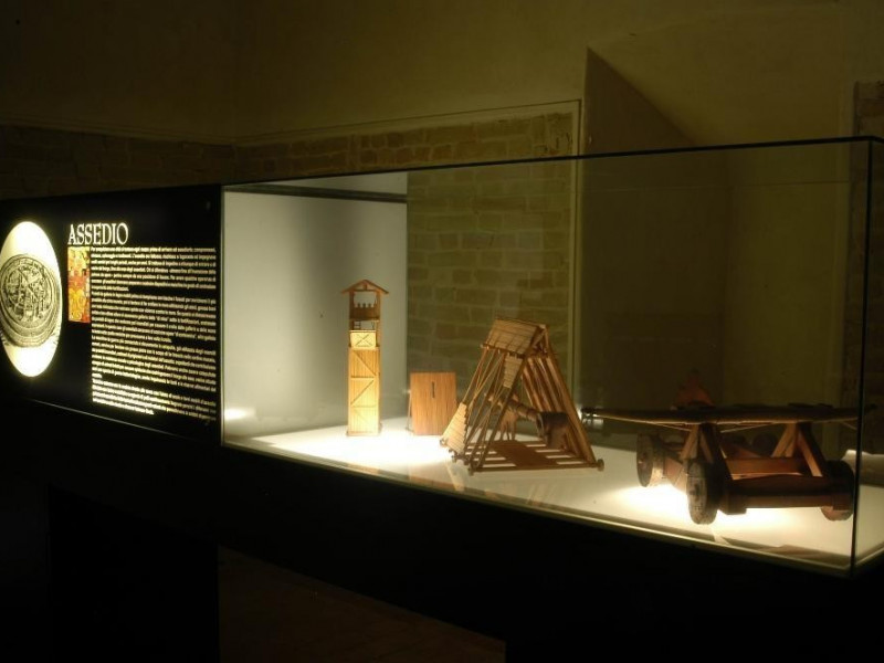 Castell'Arquato, Museo della Rocca