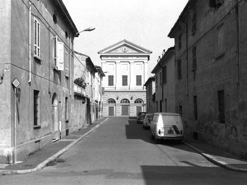 Cortemaggiore, Teatro Eleonora Duse