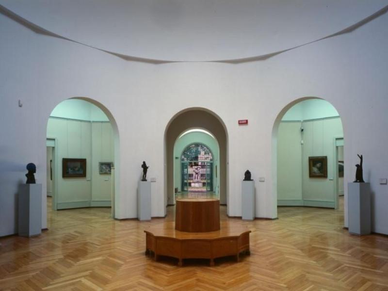 """Piacenza, Galleria d'Arte Moderna """"Ricci Oddi"""""""