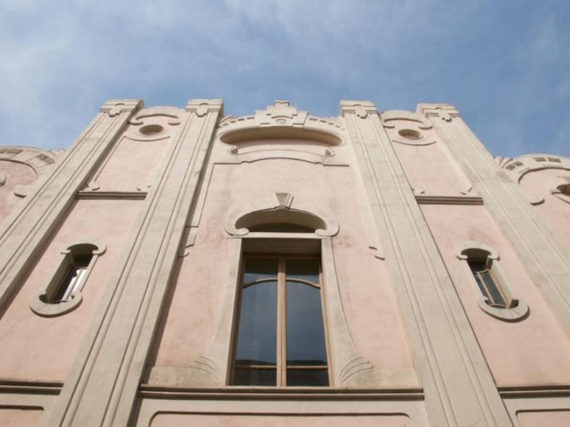 Piacenza, Teatro Comunale di Santa Franca (già dei Filodrammatici)
