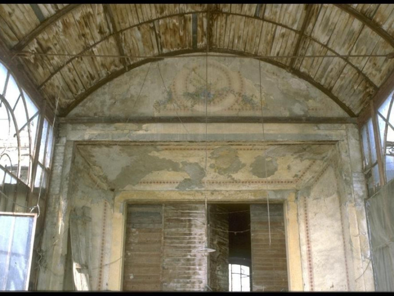 Pontenure, Teatro di Villa Raggio