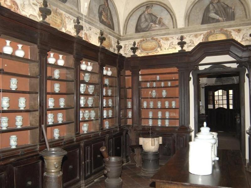 Antica Spezieria di San Giovanni Evangelista  Antica Spezieria di San Giovanni Evangelista