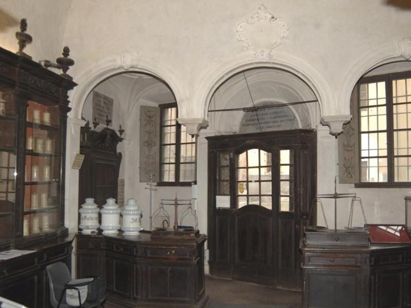 Antica Spezieria di San Giovanni Evangelista