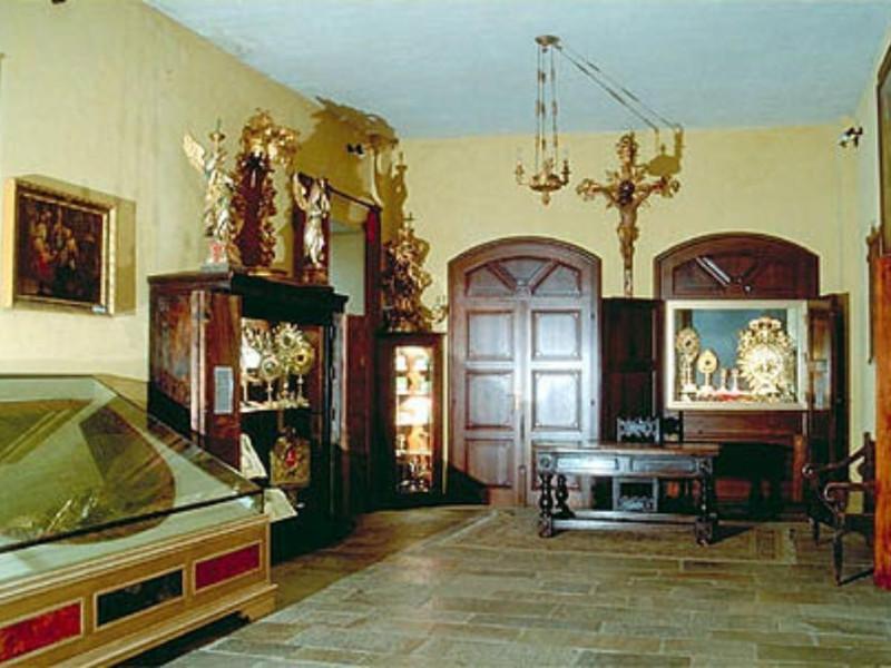 Berceto, Museo del Tesoro del Duomo