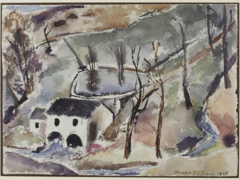 Berceto, Museo Martino Jasoni