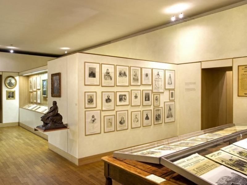 Busseto, Museo di Casa Barezzi