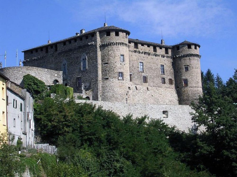 Compiano, Musei del Castello