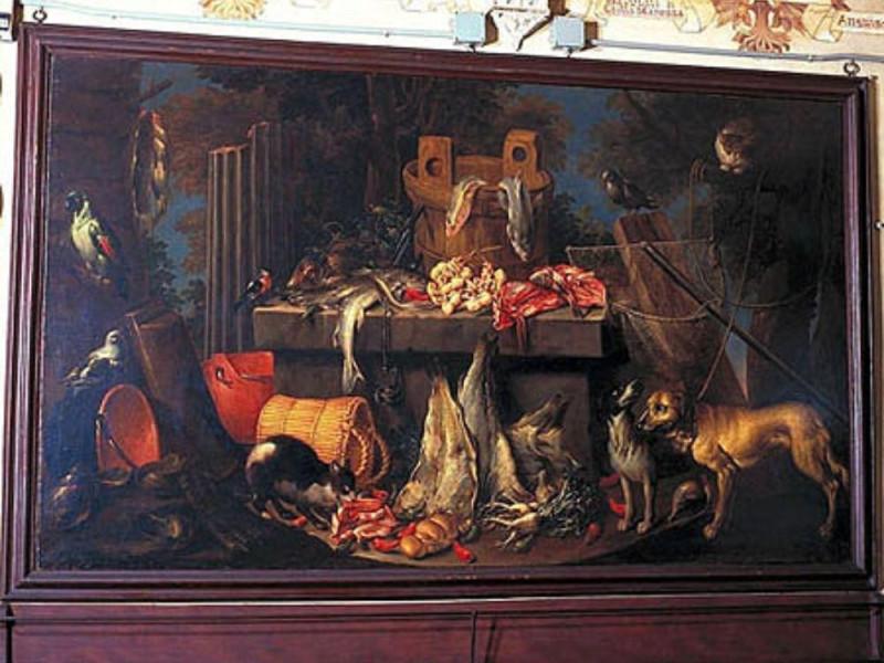 Fontanellato, Museo Rocca Sanvitale