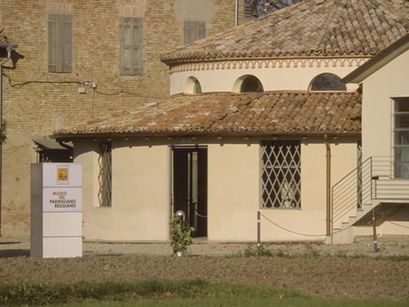 Soragna, Museo del Parmigiano Reggiano
