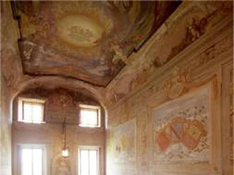 Soragna, Rocca Meli Lupi