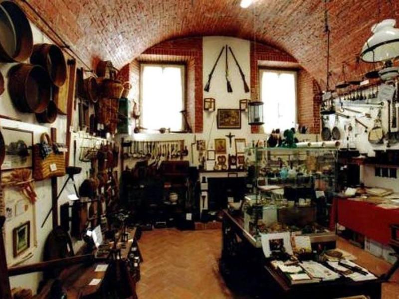 """Zibello, Museo della Civiltà Contadina """"G. Riccardi"""""""