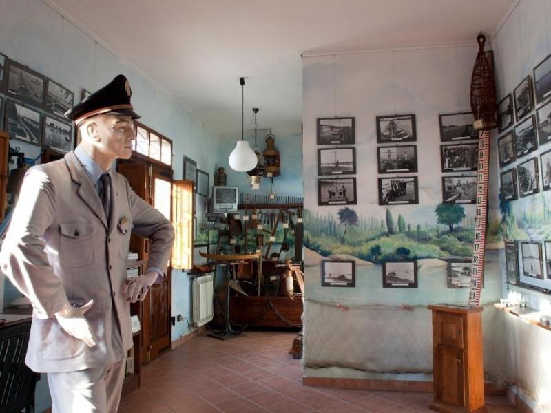 """Boretto, Casa dei Pontieri Museo """"D. Gialdini"""""""