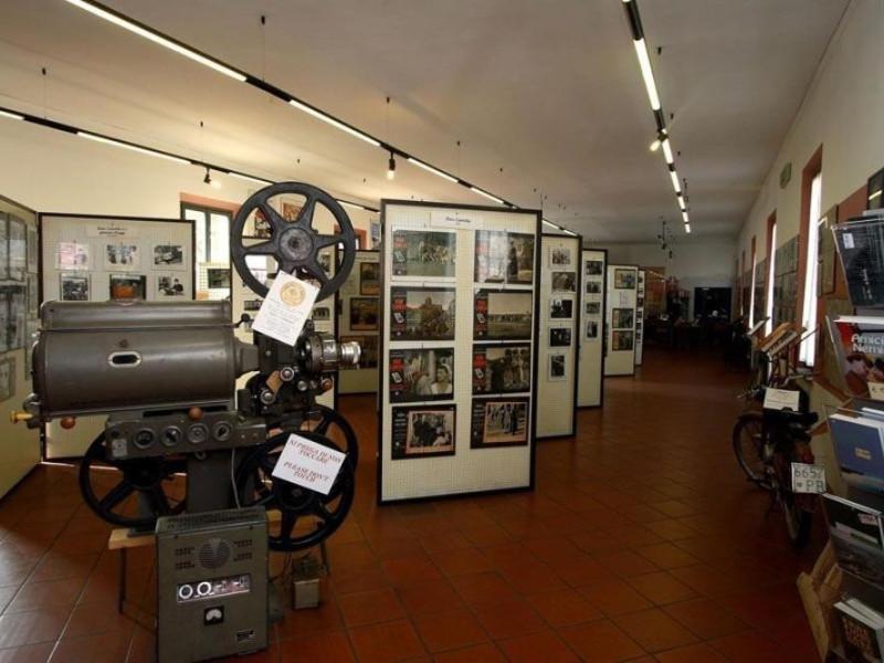 """Brescello, Museo """"Peppone e Don Camillo"""""""