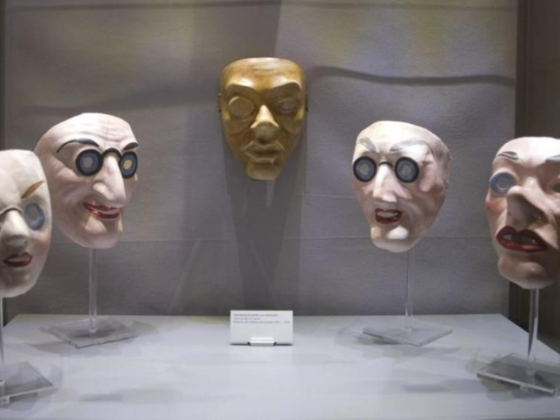 Castelnovo di Sotto, Museo della Maschera del Carnevale - Centro di documentazione e ricerca
