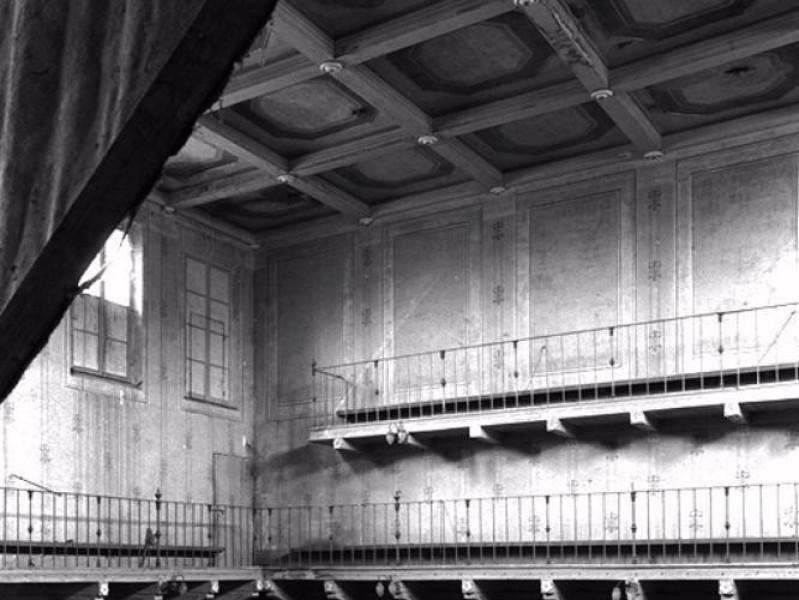 Correggio, Teatrino del Convitto Nazionale Rinaldo Corso