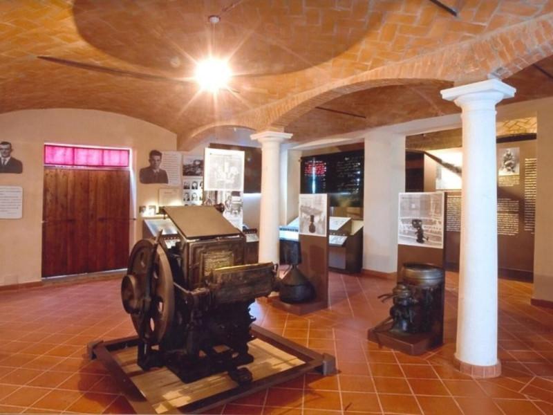 Gattatico, Museo Cervi