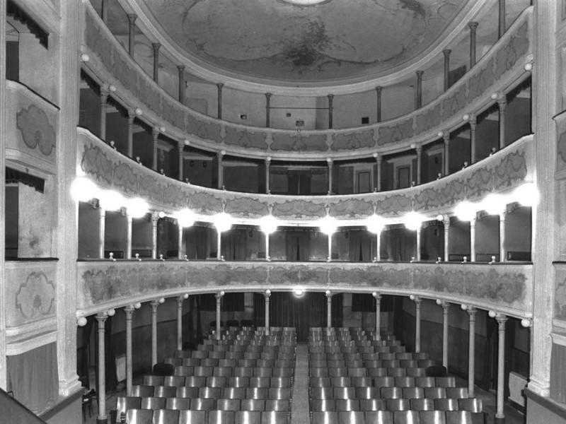 Gualtieri, Teatro Comunale