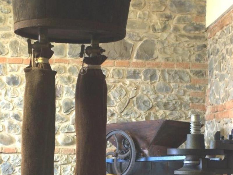 """Montecchio Emilia, Museo del Vino """"La Rampata"""""""