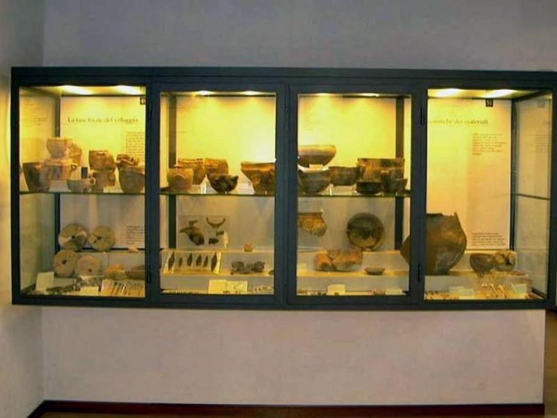 Poviglio, Museo della Terramara Santa Rosa